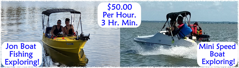 Orlando Kissimmee Boat Rentals And Tours